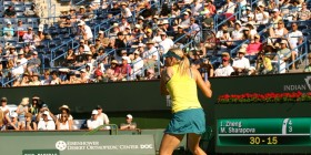 Maria Sharapova - Indian Wells 2010 - 29