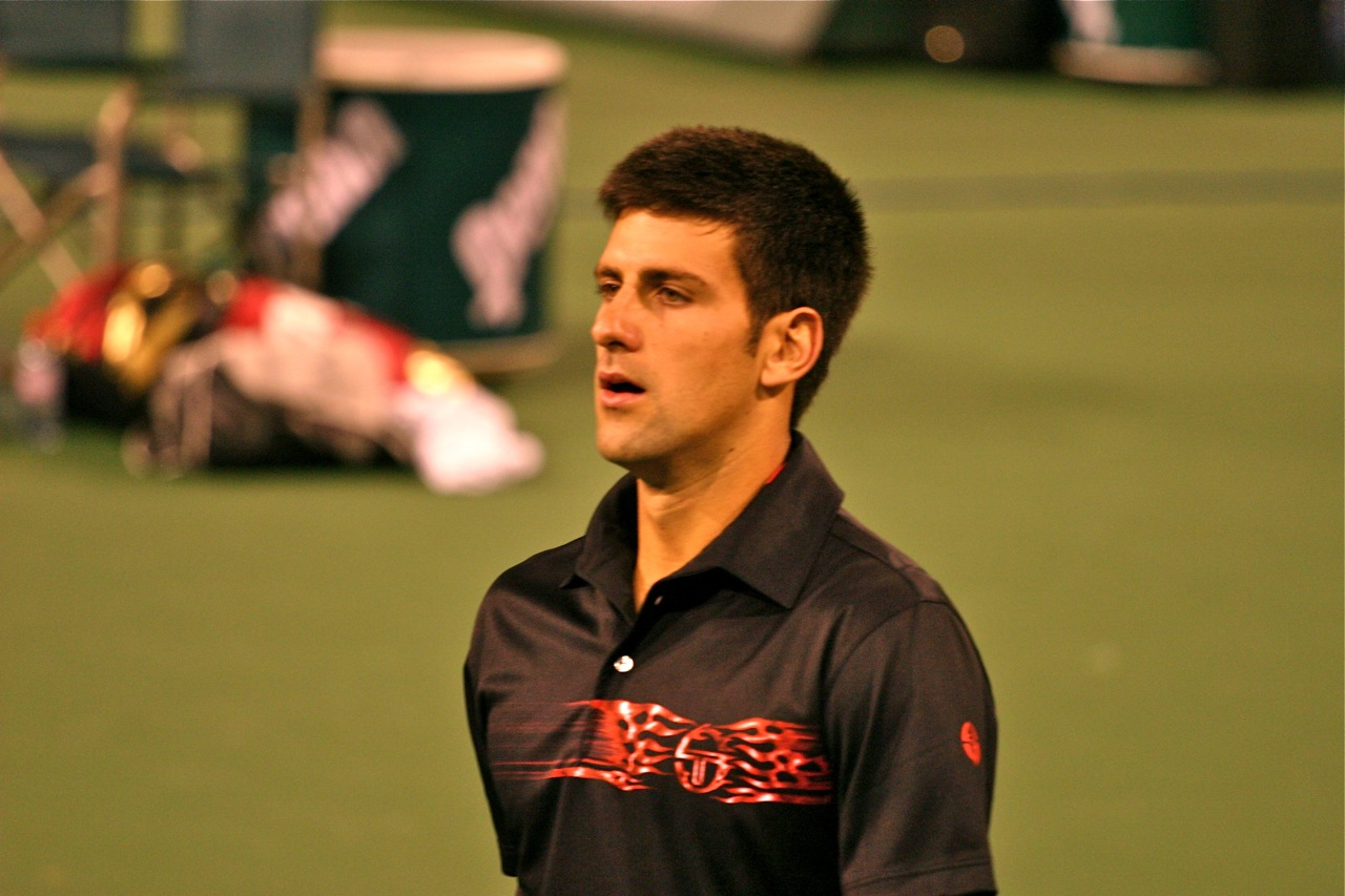 Novak Djokovic - Images Gallery