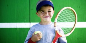 How Can You Get Your Kid Fond of Tennis