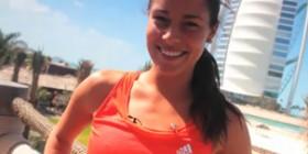 WTA Stars on Valentine's Day