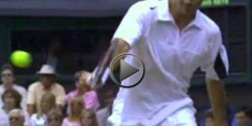 The Roger Federer Backhand