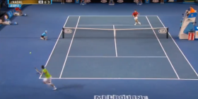 Videos of the Most Amazing Tennis Points of 2012